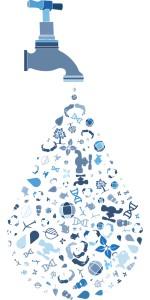 smart city acqua pixabay