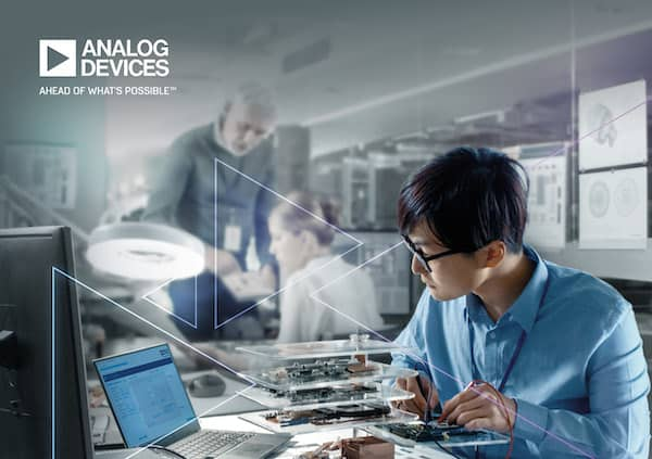 Analog Devices Embedded World 2021