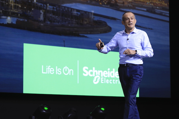 Jean-Pascal-Tricoire AD Schneider Electric
