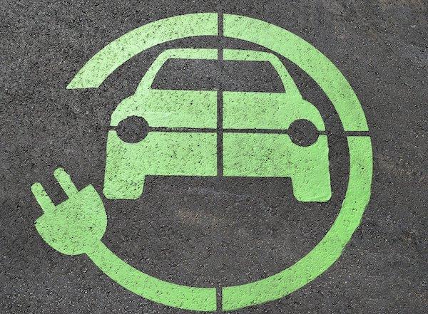 etichettatura veicoli elettrici