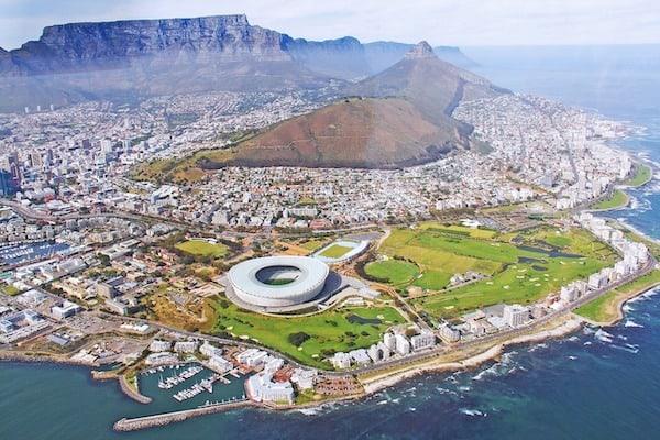ANIE ICE Città del Capo Sud Africa Pixabay