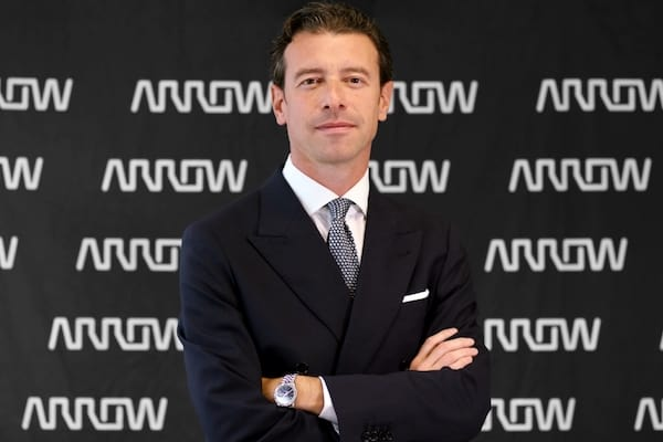 Michele Puccio country manager di Arrow enterprise computing solutions business in Italia_LD