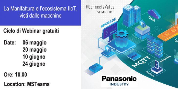 Panasonic webinar news