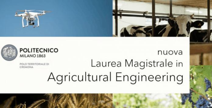 Politecnico Milano Agricultural Engineering