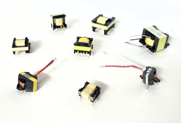 Power Coils componenti avvolti