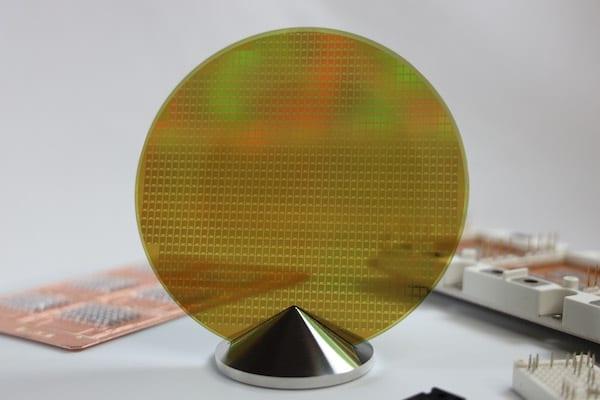Infineon SiC-Wafer