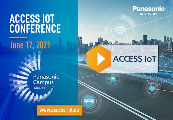Panasonic Access IoT Campus