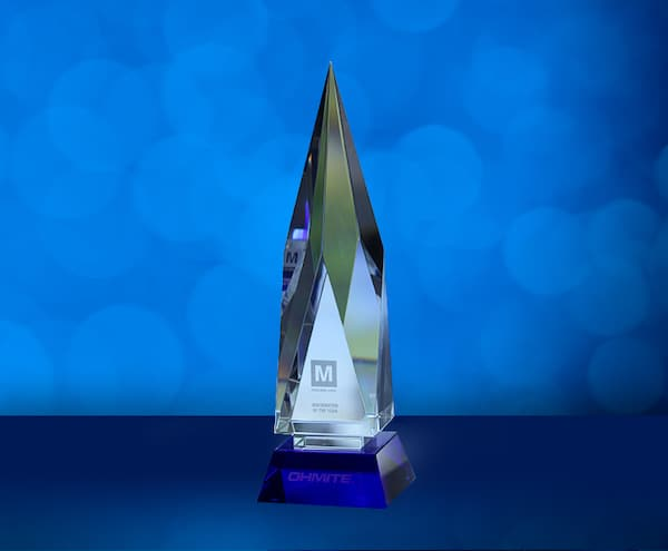 mouser Ohmite Channel_Partner_Award