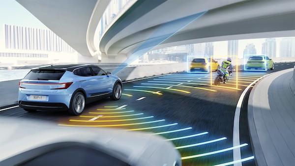 nxp automotive radar