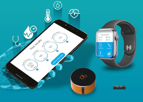 LMD new 3rd gen medically accurate health sensors for wearables, smartphones to launch 2021