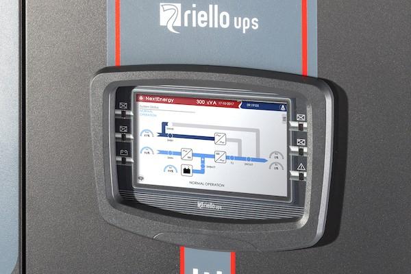riello UPS efficienza energetica