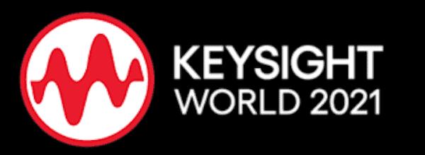 Keysight World 2021 Logo