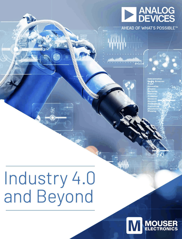 Mouser Analog eBook Industry 4.0