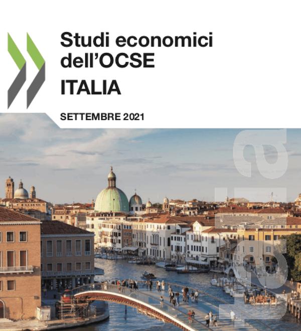 Ocse Rapporto Italia 2021