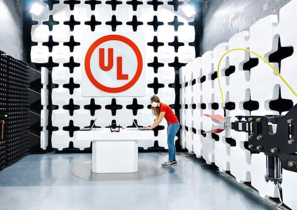 UL laboratorio Carugate