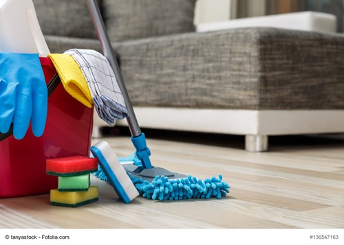 How to Clean Your New House Before You Move In