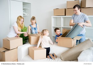 Activities to Keep Your Kids Busy on Moving Day