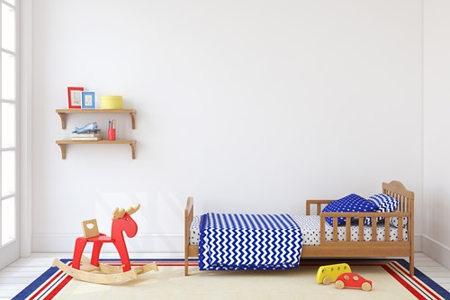 How to reorganize your child's room after a move to stay tidy for good