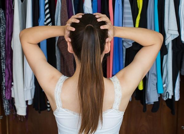 Closet Organization Without an Expensive Closet System