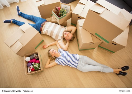 Preparing Your Family for Moving Day
