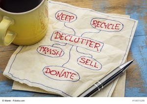 Eliminate Clutter Before You List Your House