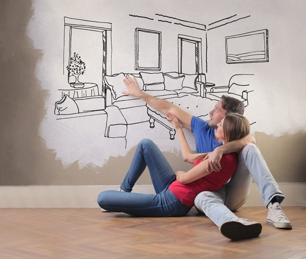 Dreaming of Buying Your First Home