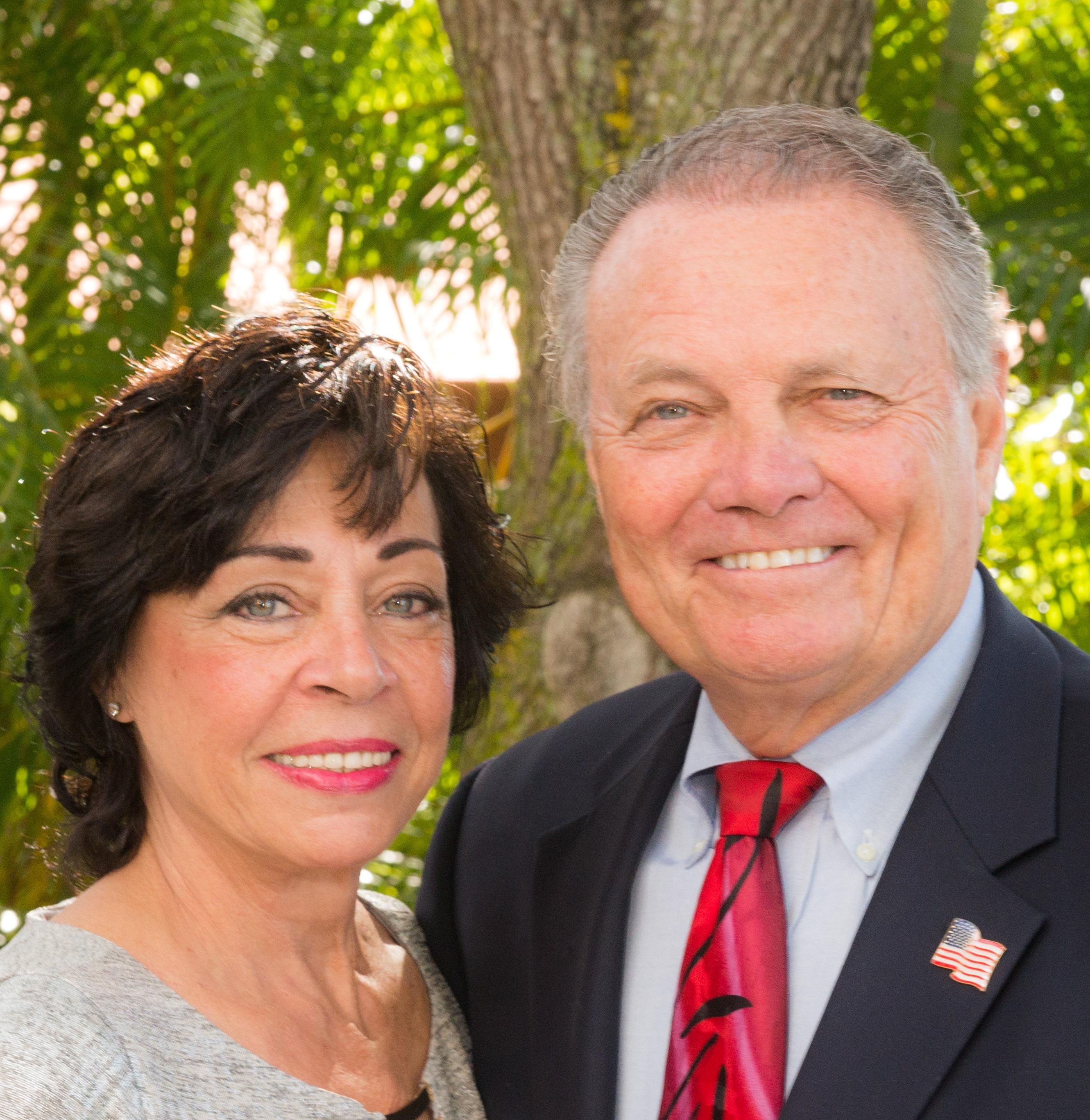 Glen and Lillian Ridgeway