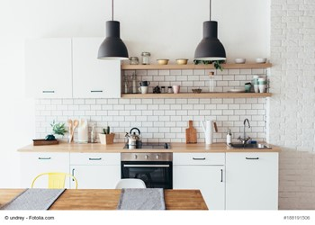 Create An Upscale Kitchen On A Budget