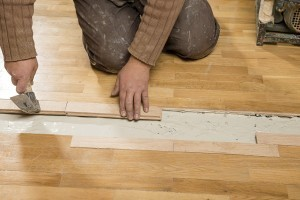 Eliminate Scratches on Wood Floors