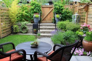 Tips for Small Outdoor Spaces