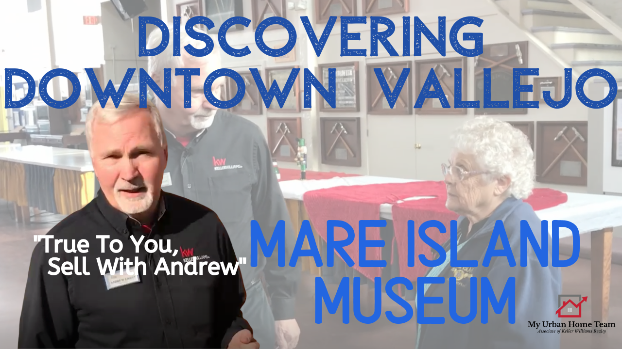 Discovering Downtown Vallejo at Mare Island Museum With My Urban Home Team