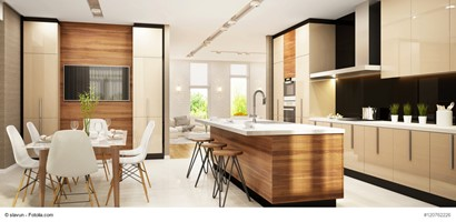 How To Add An Inviting Touch To Your Kitchen