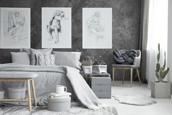Design Tips: Bring New Life To An Outdated Bedroom