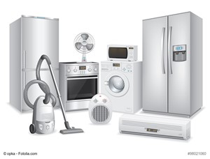 Kitchen Appliances to Sell at a Garage Sale