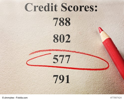Here's How to Buy a House with Less Than Perfect Credit