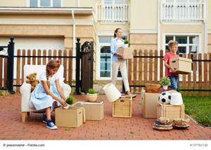 How To Make Moving With Kids Smooth