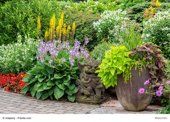 How To Design Perfect Flower Garden For Your New Home