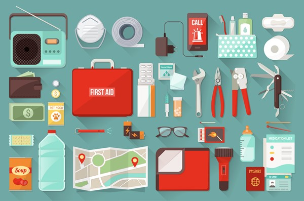 Emergency Prep Inside Your Home