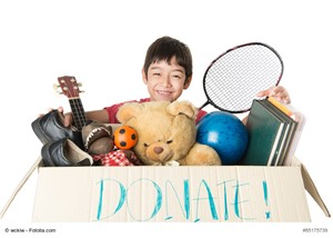 Things to Donate Before You Move