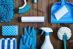 Keep a Clean and Tidy Home With a Monthly Chore Calendar