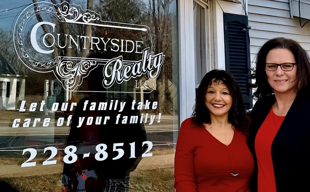Connecticut Magazine Features Cathyann and Karen of Countryside Realty Five Star Award Winner!