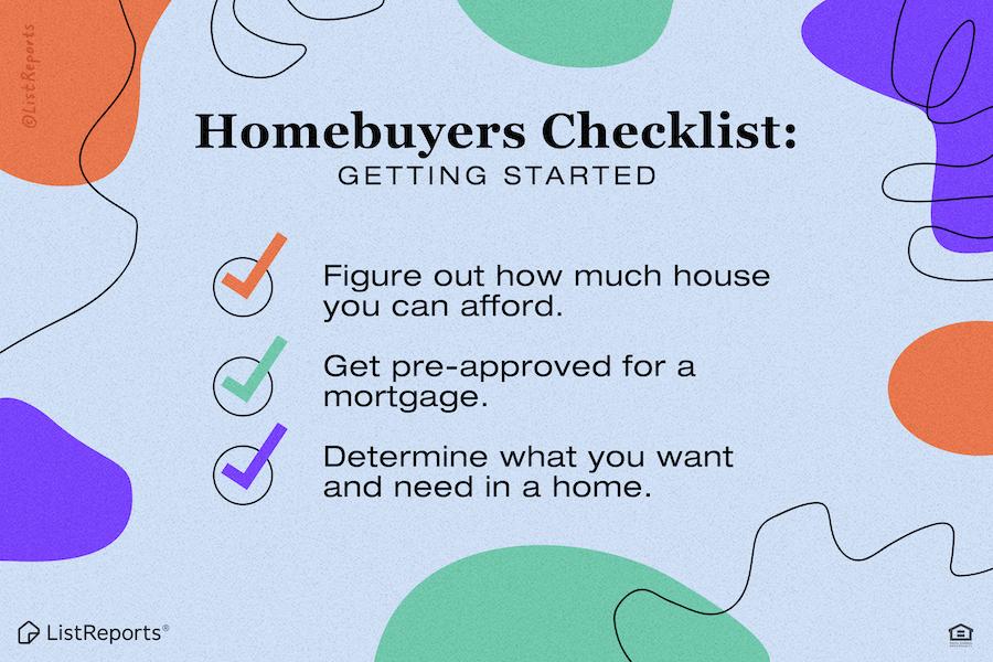 Homebuyers Checklist: