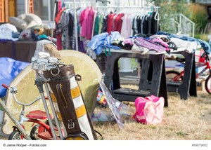Items to Sell During a Yard Sale