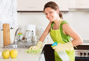 3 Essential Kitchen Cleaning Tips