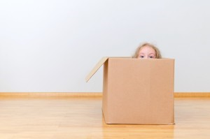 Preparing a Child for Moving Day