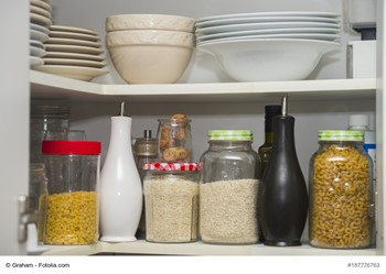 Tips To Keep Your Kitchen Pantry Organized