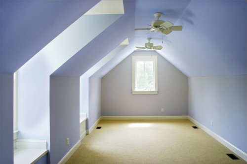 Maximize Space In A Small Home By Rennovating The Attic