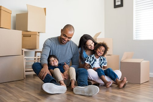 Help your child to cope with a big move