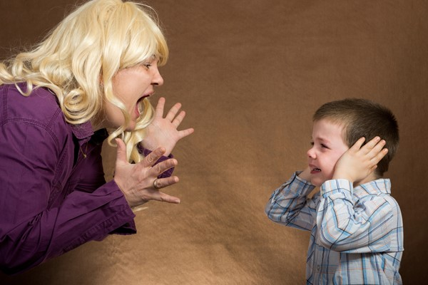 Why You Should Not Yell at Your Kids