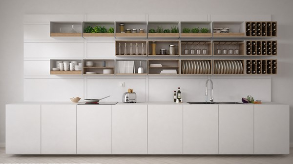 Open Shelving in the Kitchen?
